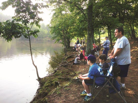 Tennessee's Free Fishing Day is Saturday, and that means anyone in the state can fish for free without a license.