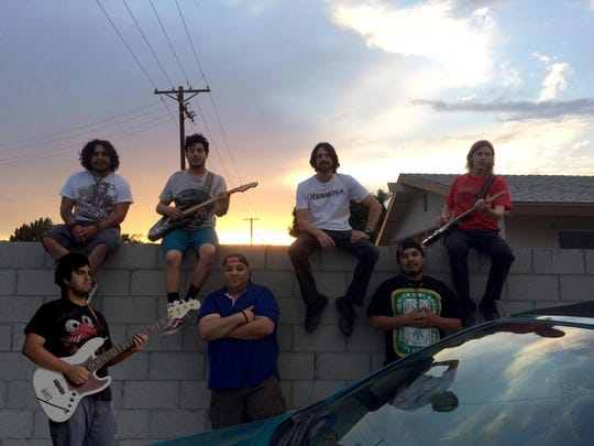 MoZaiq will be the last band performing at the Tachevah Band Showcase Wednesday at Bar in Palm Springs.
