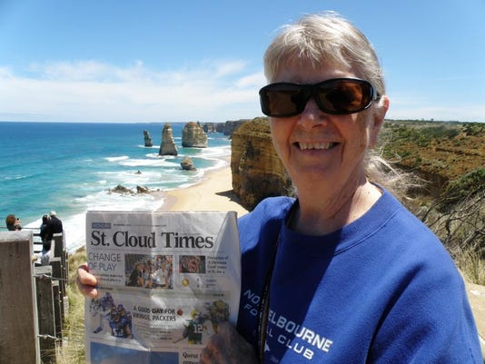 04. Dec 9, Karen & 'St Cloud Times'.jpg