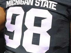 'Who wore it best' at Michigan State: No. 98