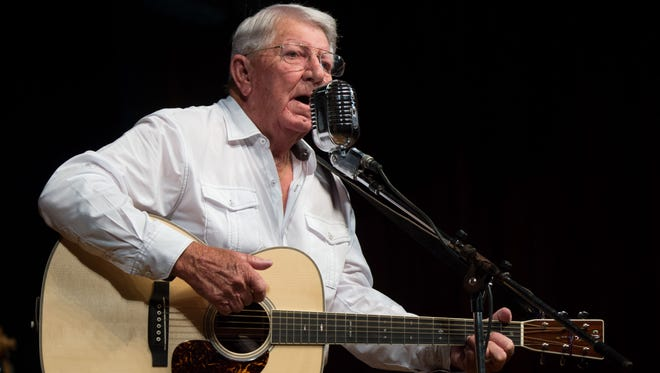 Cajun French Vin Bruce is a member of the Country Music Hall of Fame.