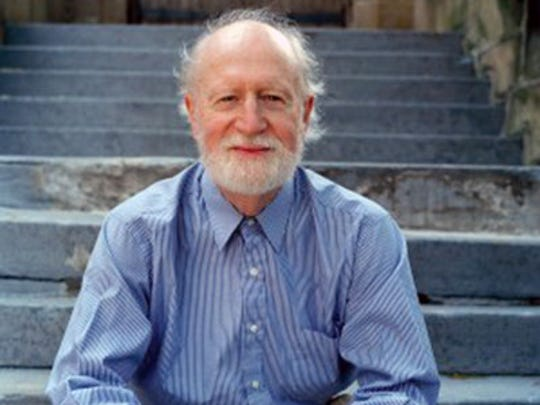 Jazz singer, musician and composer Mose Allison.