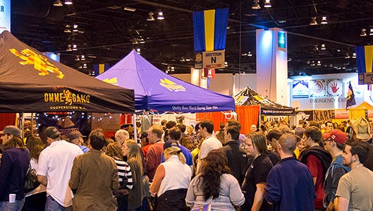 , there is one beer festival that dwarfs all others in the country, The Great American Beer Festival in Denver.