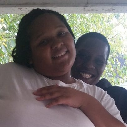 Tomika Mack, 34, right, died after a shooting in Indianapolis