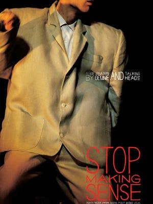 'Stop Making Sense' was released in 1984.