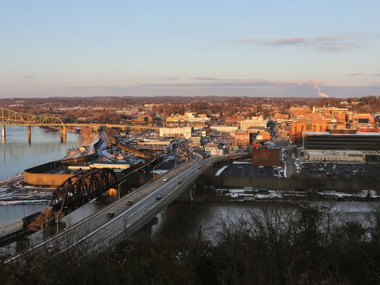 Parkersburg W.Va. sits at the confluence of the Little Kanahwa and Ohio Rivers. Home to about 30,000 residents, the city is six miles downstream from DuPont's Washington Works plant, which has been accused of polluting the water with C8, a chemical linked to high cholesterol, kidney and colon cancer.