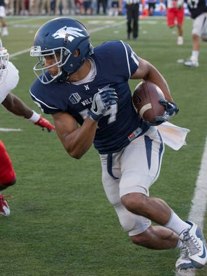 Nevada wide receiver Wyatt Demps had a breakout game in a win over Fresno State.
