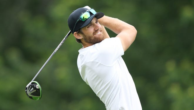 Patrick Rodgers finished tied for eighth at last month's The Memorial in Columbus, Ohio.