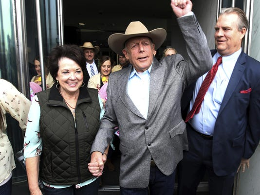Ranching Standoff Trial