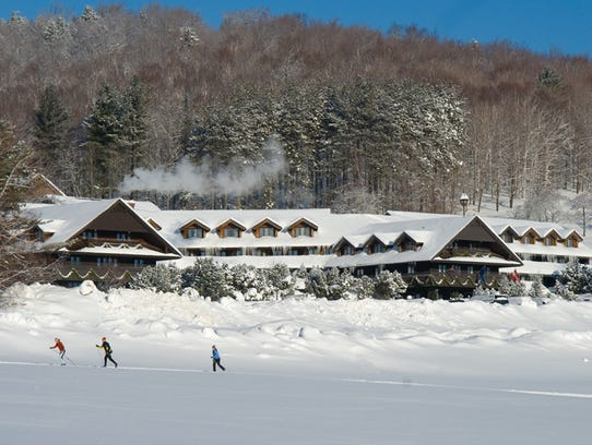 Trapp Family Lodge in Vermont was chosen as the best