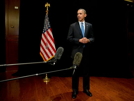 President Obama speaks about the shooting at Fort Hood