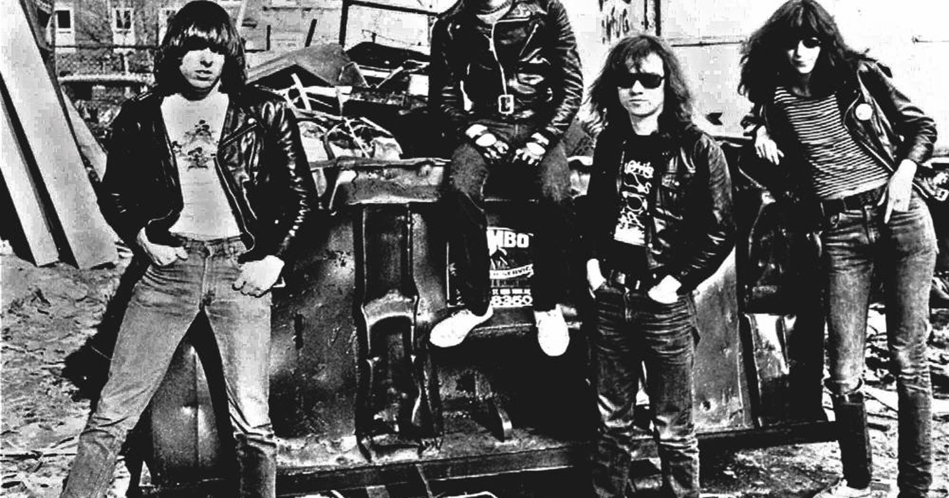 Ramones forever: 40th anniversary of punk pioneers debut album