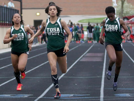 a3d80bf82c7a Girls track   field  Wauwatosa West girls track team returns plenty of  talent
