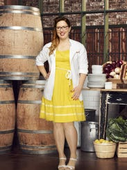 """Louisville's Annie Pettry, of Deca, competed on """"Top Chef"""" season 14."""