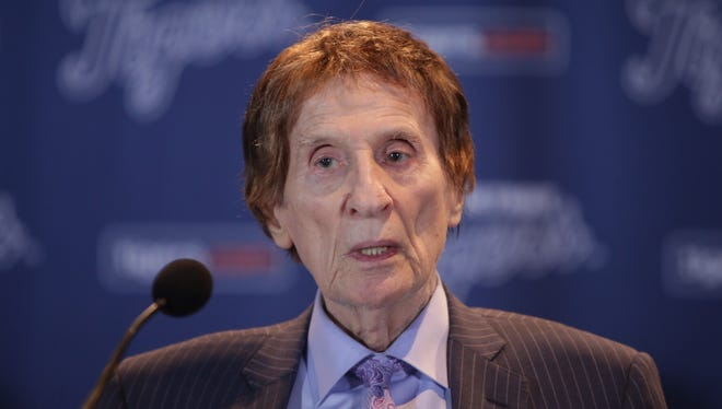 Tigers owner Mike Ilitch