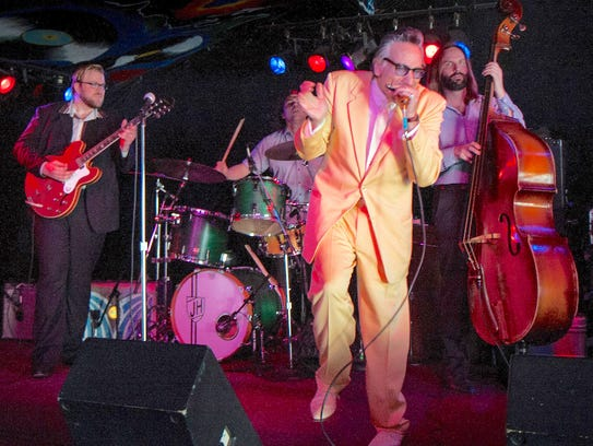 Rick Estrin and The Nightcats earned eight BMA nominations and came home with three awards.