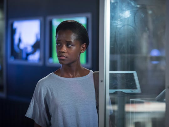 Letitia Wright starred in a Season 4 episode of Netflix's