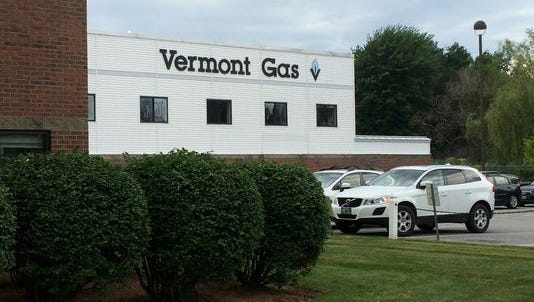 The South Burlington offices of Vermont Gas Systems, located on Swift Street.