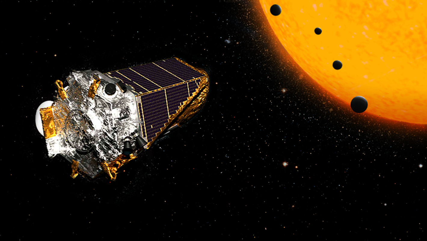 NASA's Kepler finds solar system like ours with eight planets