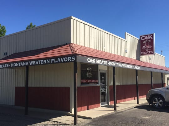 C&K Meats in Forsyth has snack sticks, steaks, seafood, pork and beef bacon and other meats.