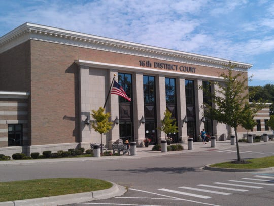 The 16th District Court in Livonia.
