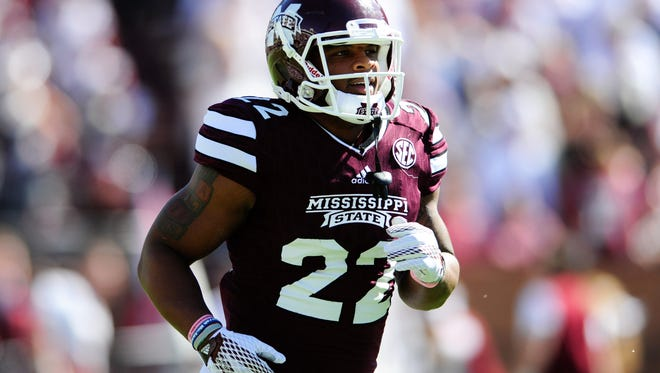 Mississippi State freshman Malik Dear returns to the field this week after missing the last two games.