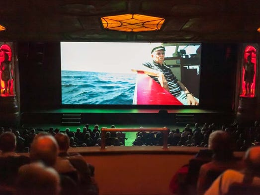 The Freep Film Festival kicked off its second year