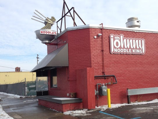 Johnny Noodle King is at 2601 W. Fort St. in Detroit