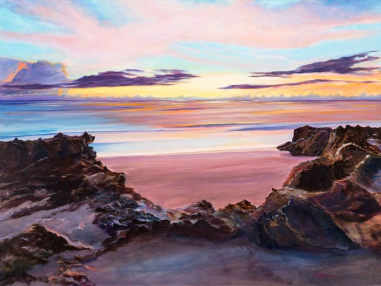 The Benefits of Solitude, a work by Tina Nolan Caruso