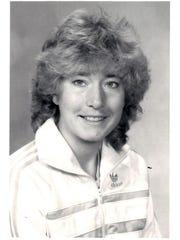 Kathy Bryant of Tenenssee earned All-America honors