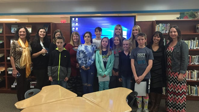 Mountain View Elementary's library was upgraded thanks to a $15,000 grant awarded to five teachers.