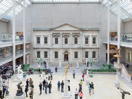 Tripadvisor names the world 39 s top museums for Best museums in america