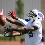 Bills WR Walter Powell making strong bid to make roster