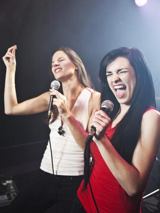 music karaoke