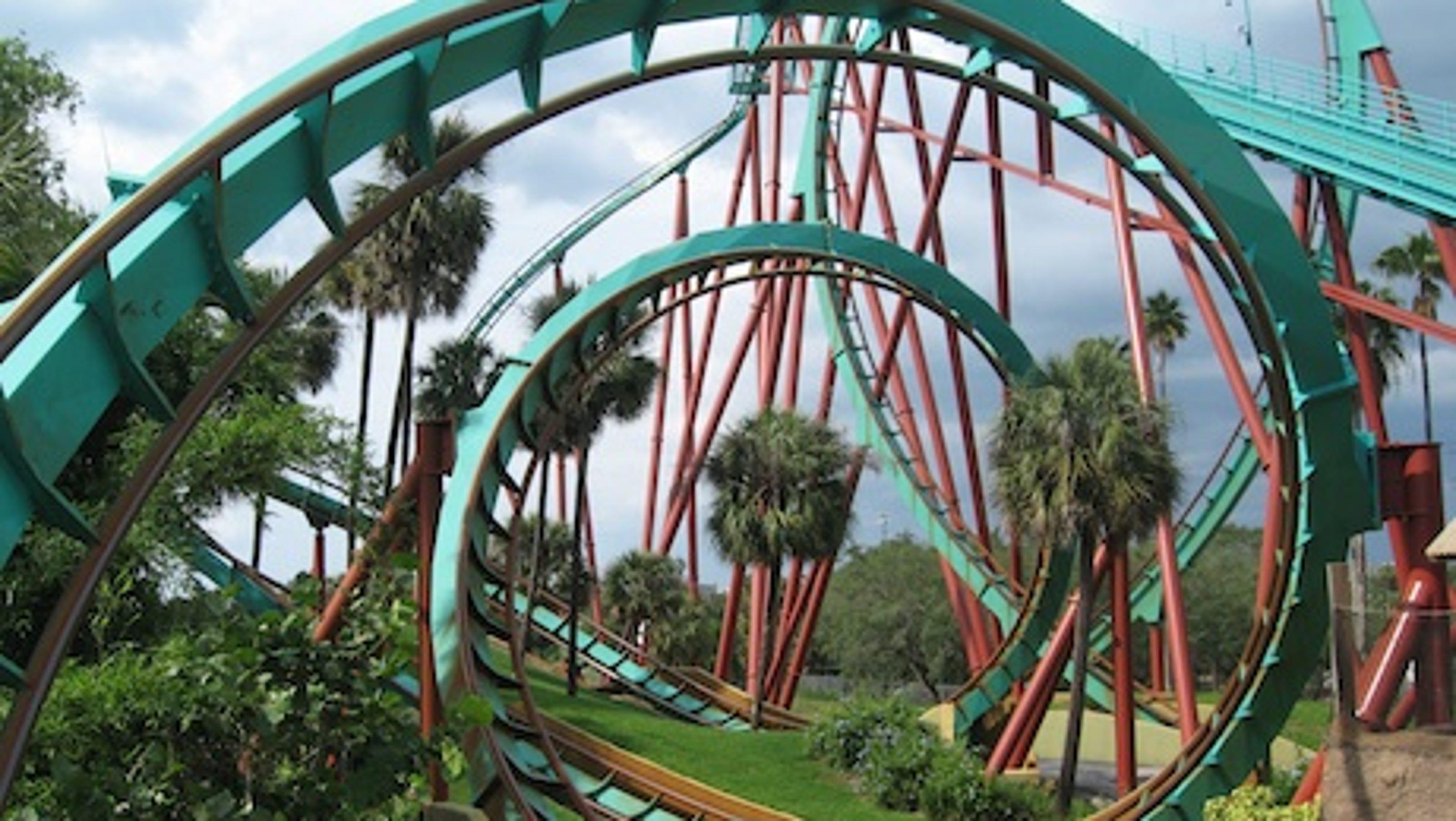 Busch Gardens Facing Financial Trouble