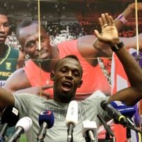Usain Bolt curious about who will replace him as fastest man