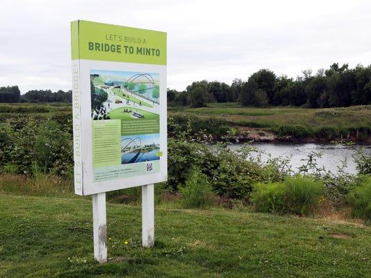 minto bridge update