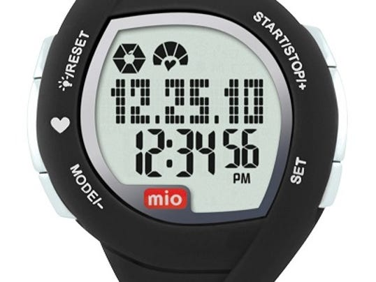 Mio heart rate watch