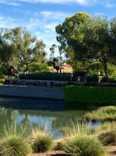 McCormick Ranch in Scottsdale: HOA fees $200 annually.