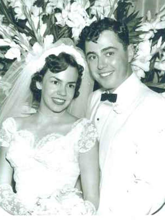 Anniversaries: Bev Parish & Tom Parish