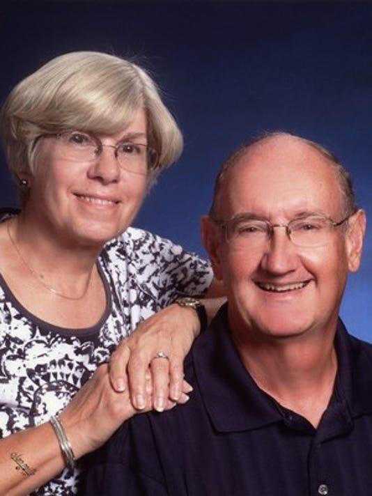Anniversaries: John Fleming & Barbara Fleming