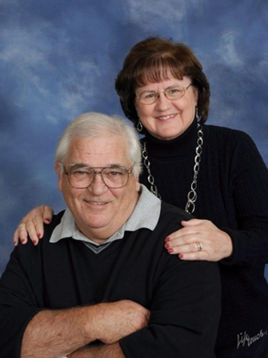 Anniversaries: Edward Deitrick & Rebecca Deitrick
