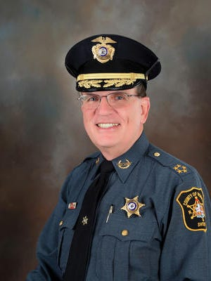 Morris County Sheriff Edward V. Rochford