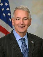U.S. Rep. Ralph Abraham, R-Alto