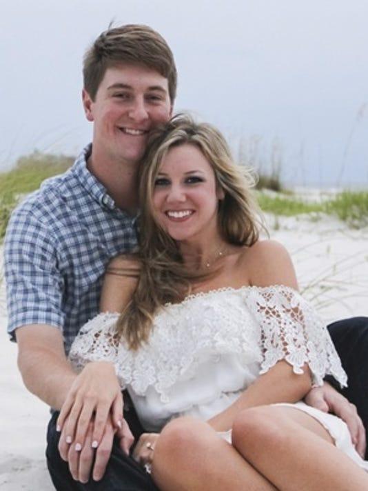 Engagements: Marion Kirk & Charles Singleton