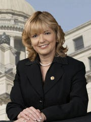 State Rep. Becky Currie, R-Brookhaven