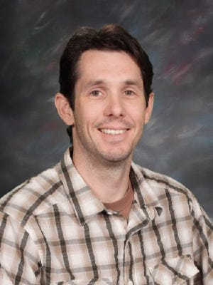 Mt. Angel School District AVID Director Chadd Shotwell.
