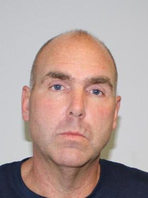 Michael Harrold of Howell is charged in a 39-count indictment alleging theft of more than $400,000 in jewelry, cars and cash.
