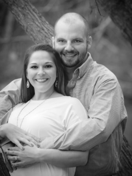 Engagements: Gloria Posey & Korey Hardin