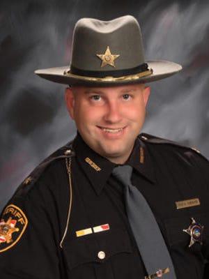Sandusky County Sheriff Kyle Overmyer